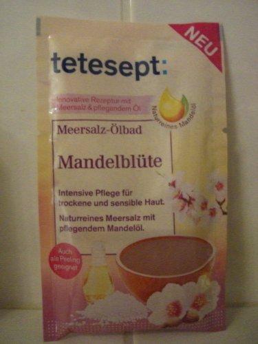 Meersalz-Ölbad Mandelblüte Tetesept