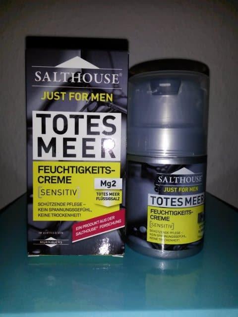 Just for Men Feuchtigkeitscreme von Salthouse