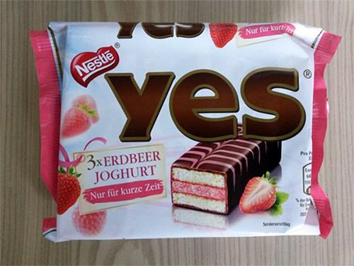Yes Torty Erdbeere